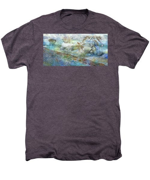 The Piano  Men's Premium T-Shirt by Betsy Knapp