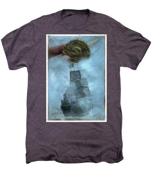 Unnatural Fog Men's Premium T-Shirt by Benjamin Dean