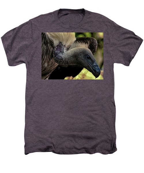 Vulture Men's Premium T-Shirt by Martin Newman