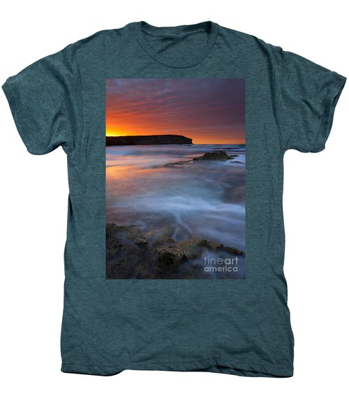 Pennington Dawn Men's Premium T-Shirt by Mike  Dawson