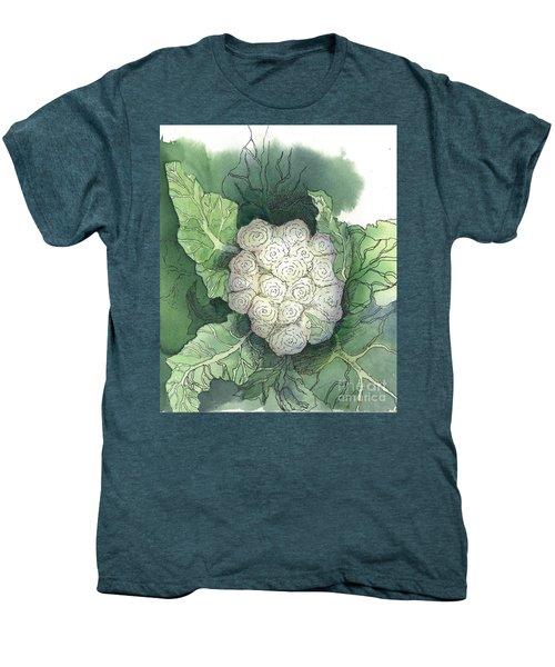 Baby Cauliflower Men's Premium T-Shirt by Maria Hunt