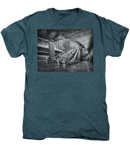 Beneath The Surface Of Reality Men's Premium T-Shirt by Evelina Kremsdorf