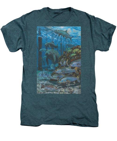 Sanctuary In0021 Men's Premium T-Shirt by Carey Chen