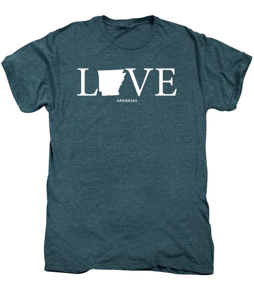 Ar Love Men's Premium T-Shirt by Nancy Ingersoll