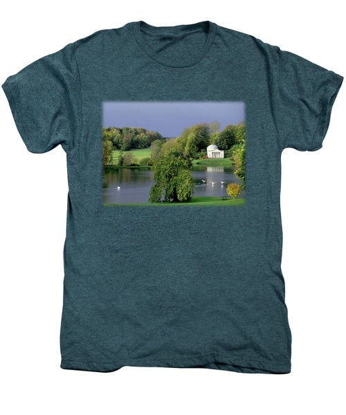 Before The Storm Men's Premium T-Shirt by Jon Delorme