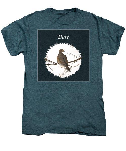 Dove  Men's Premium T-Shirt by Jan M Holden