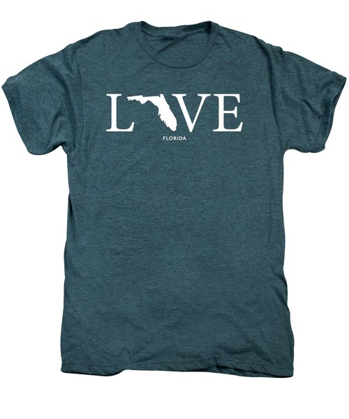 Fl Love Men's Premium T-Shirt by Nancy Ingersoll