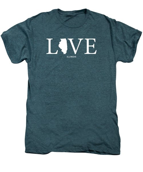 Il Love Men's Premium T-Shirt by Nancy Ingersoll