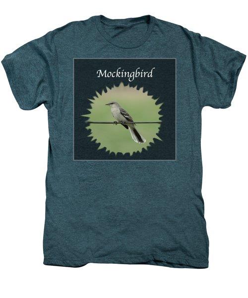 Mockingbird      Men's Premium T-Shirt by Jan M Holden