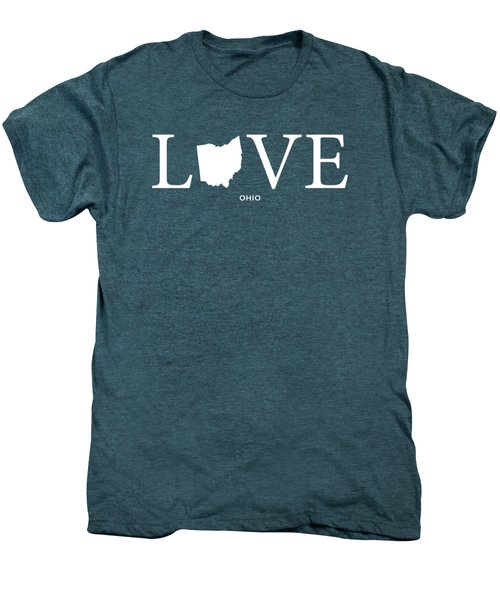 Oh Love Men's Premium T-Shirt by Nancy Ingersoll