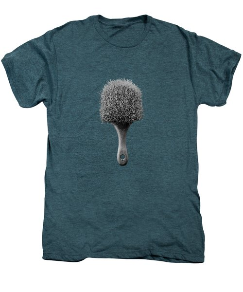 Scrub Brush Up Bw Men's Premium T-Shirt by YoPedro