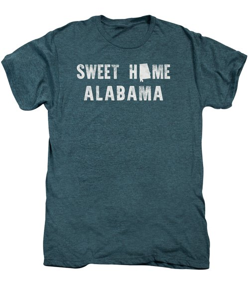 Sweet Home Alabama Men's Premium T-Shirt by Nancy Ingersoll