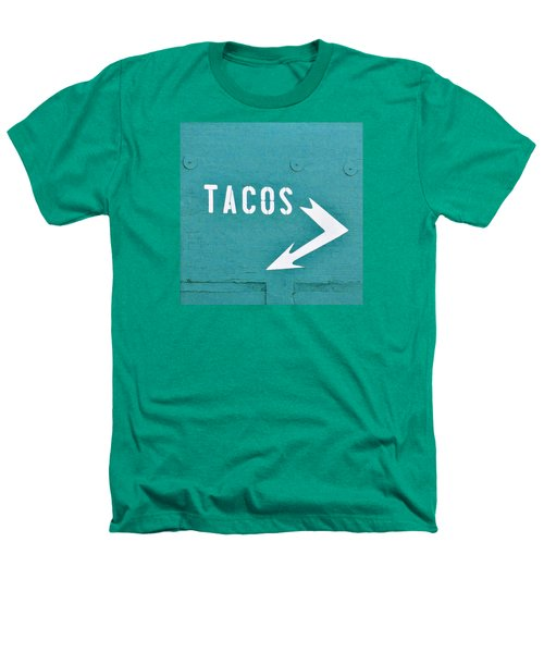 Tacos Heathers T-Shirt by Art Block Collections