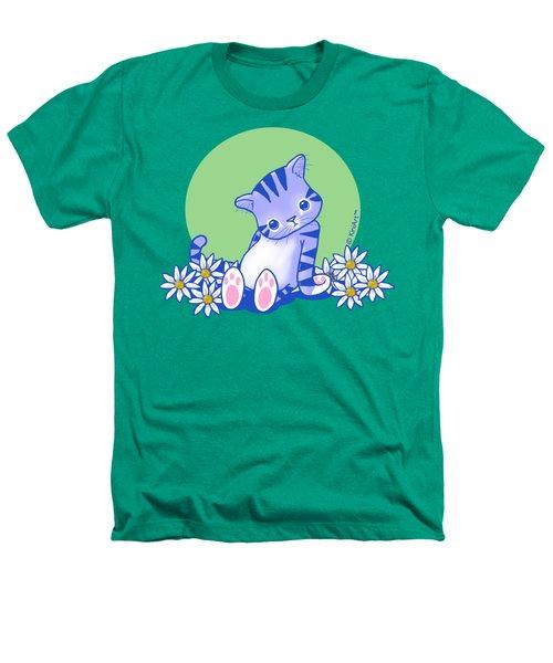 Yittle Kitty Heathers T-Shirt by Kim Niles