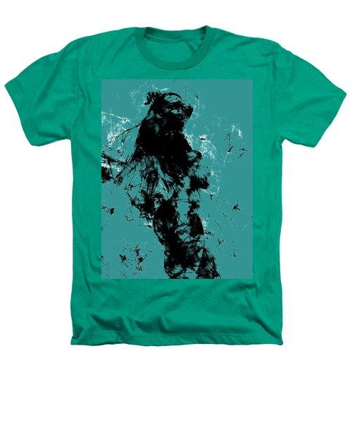Venus Williams 4f Heathers T-Shirt by Brian Reaves