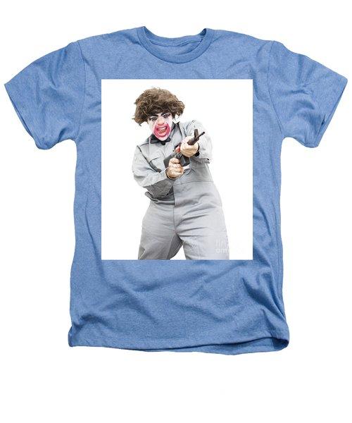Female Psycho Killer Heathers T-Shirt by Jorgo Photography - Wall Art Gallery