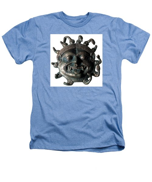Gorgon Legendary Creature Heathers T-Shirt by Photo Researchers