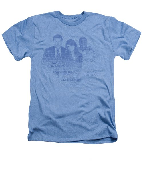 30 Rock - Words Heathers T-Shirt by Brand A