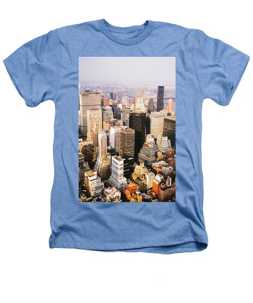New York City Heathers T-Shirt by Vivienne Gucwa