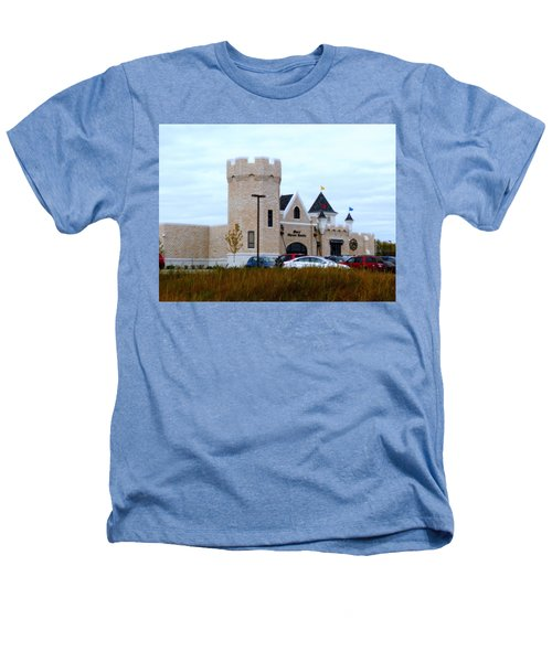 A Cheese Castle Heathers T-Shirt by Kay Novy