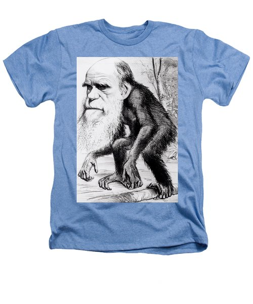 A Venerable Orang Outang Heathers T-Shirt by English School