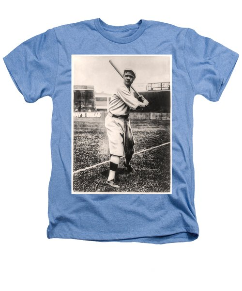 Babe Ruth Heathers T-Shirt by Digital Reproductions