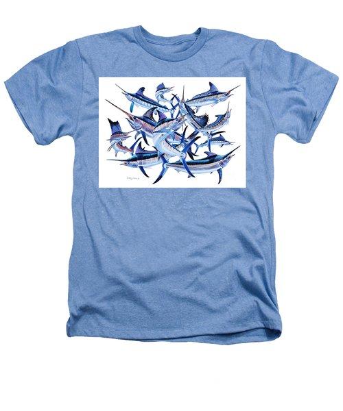 Bills Off0044 Heathers T-Shirt by Carey Chen
