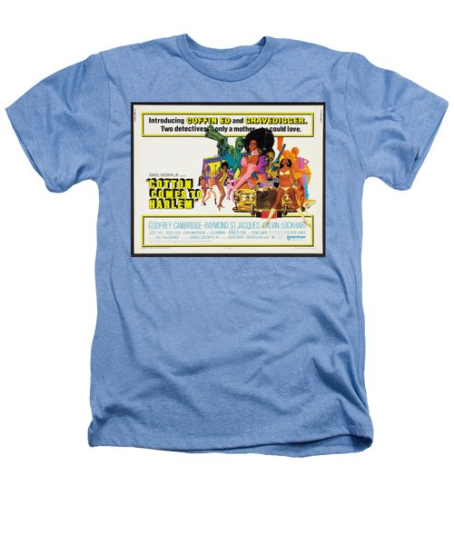 Cotton Comes To Harlem Poster Heathers T-Shirt by Gianfranco Weiss