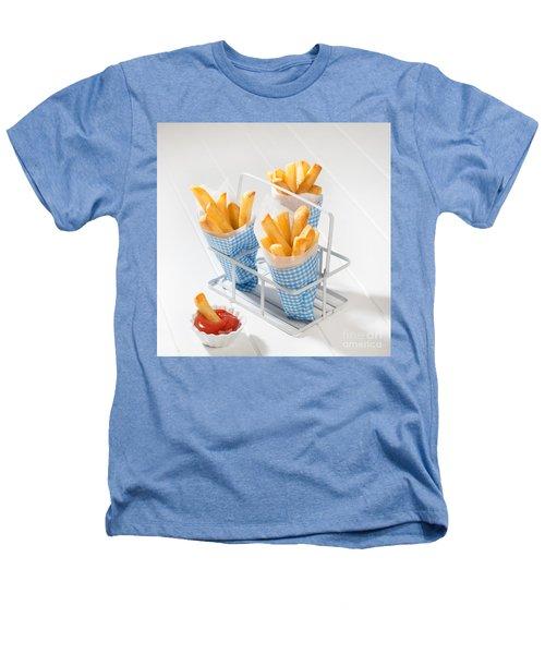 Fries Heathers T-Shirt by Amanda Elwell