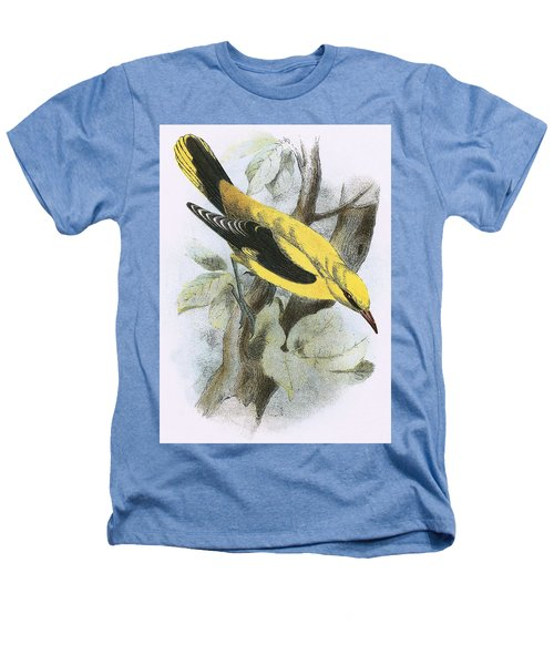 Golden Oriole Heathers T-Shirt by English School