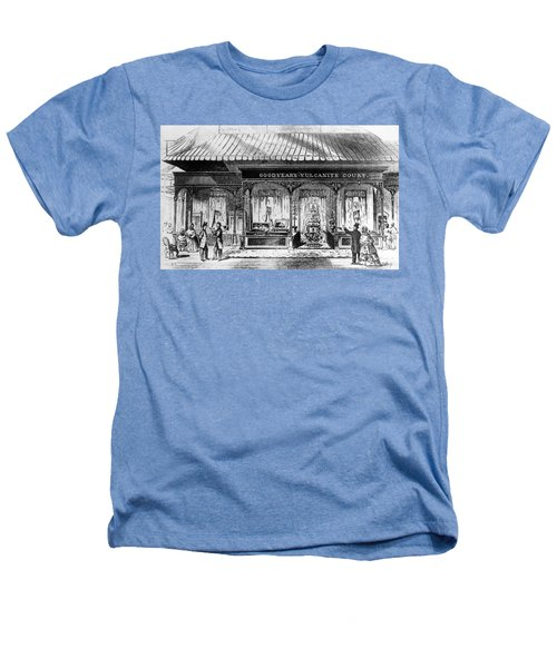Goodyear Rubber Exhibit Heathers T-Shirt by Underwood Archives