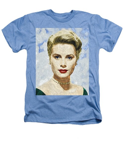 Grace Kelly Heathers T-Shirt by Taylan Soyturk