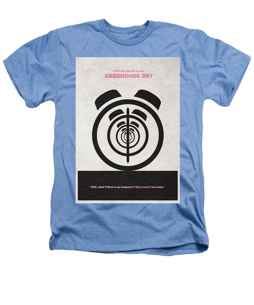Groundhog Day Heathers T-Shirt by Ayse Deniz