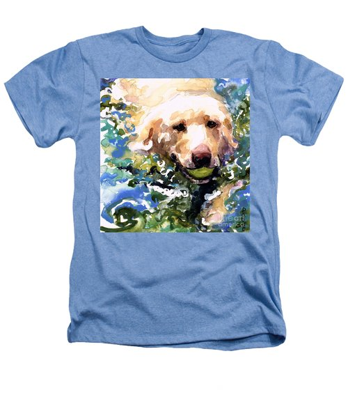 Head Above Water Heathers T-Shirt by Molly Poole