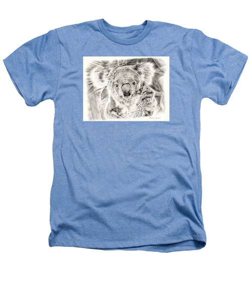 Koala Garage Girl Heathers T-Shirt by Remrov