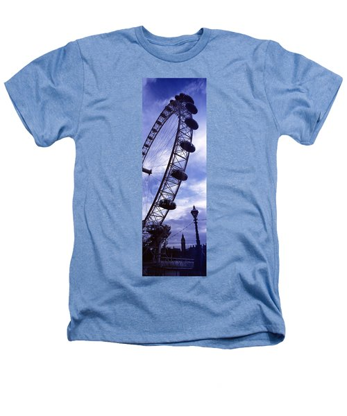 Low Angle View Of The London Eye, Big Heathers T-Shirt by Panoramic Images