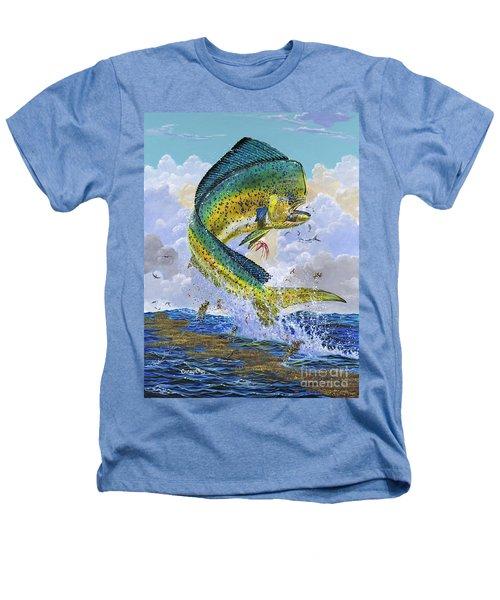 Mahi Hookup Off0020 Heathers T-Shirt by Carey Chen