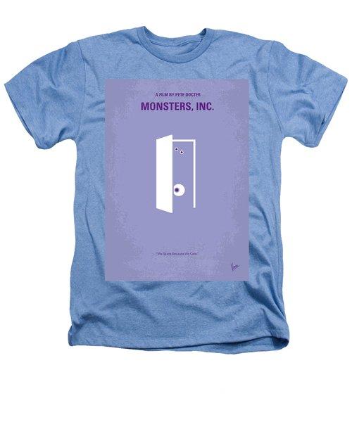 No161 My Monster Inc Minimal Movie Poster Heathers T-Shirt by Chungkong Art