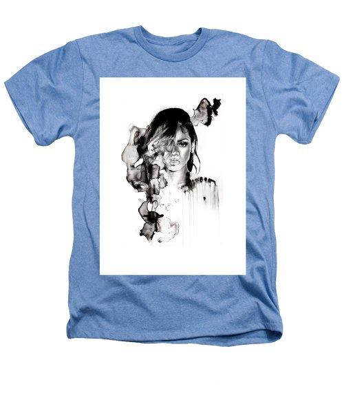 Rihanna Stay Heathers T-Shirt by Molly Picklesimer