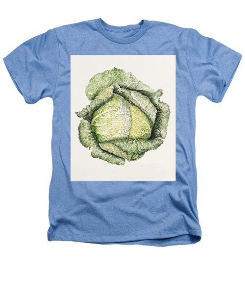 Savoy Cabbage  Heathers T-Shirt by Alison Cooper