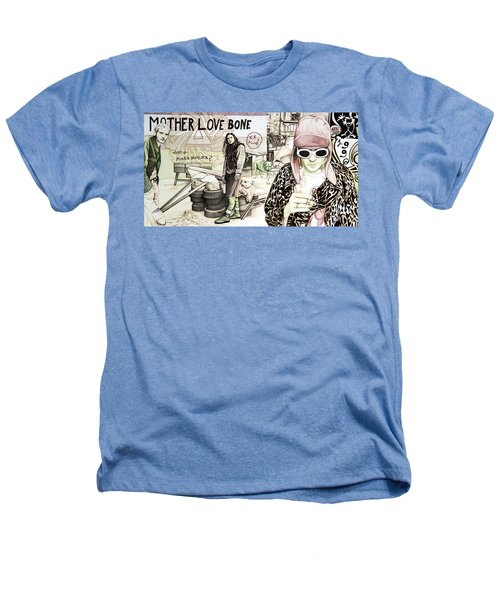 Seattle 1990's Heathers T-Shirt by Joshua Morton