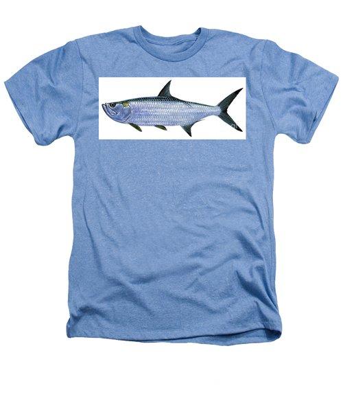 Tarpon Heathers T-Shirt by Carey Chen