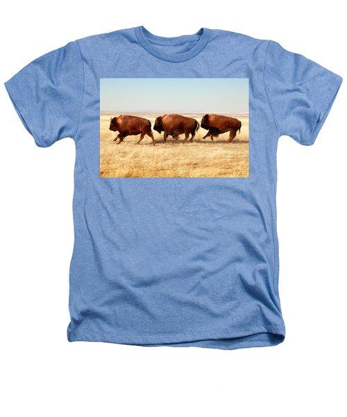 Tatanka Heathers T-Shirt by Todd Klassy