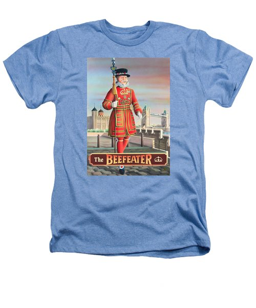 The Beefeater Heathers T-Shirt by Peter Green