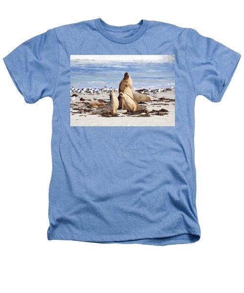 The Choir Heathers T-Shirt by Mike Dawson