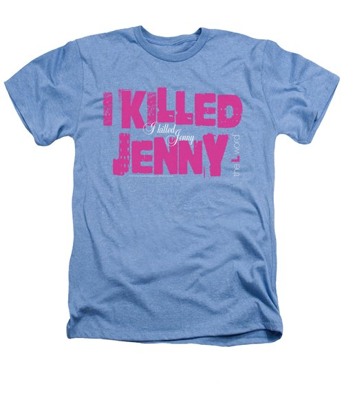 The L Word - I Killed Jenny Heathers T-Shirt by Brand A
