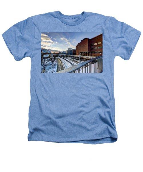 University Of Minnesota Heathers T-Shirt by Amanda Stadther