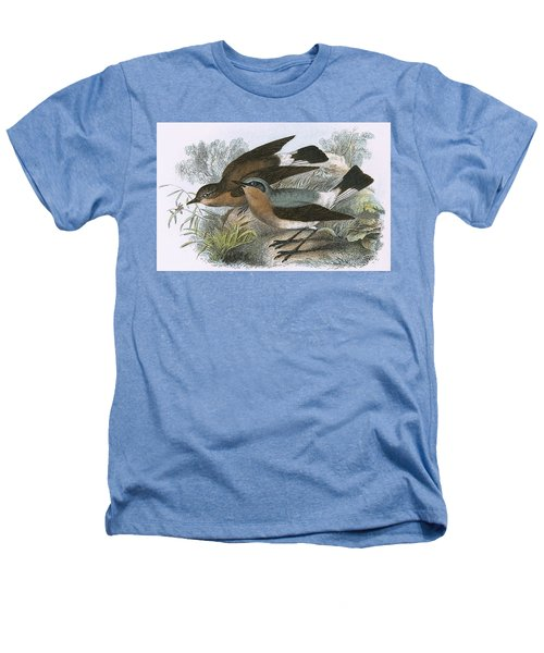 Wheatear Heathers T-Shirt by English School