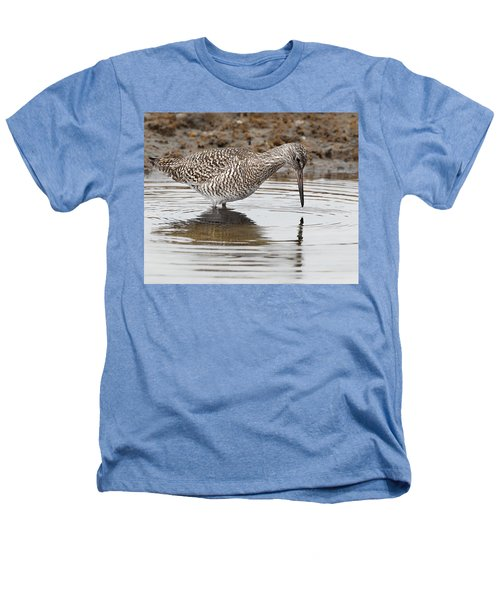 Willet Heathers T-Shirt by Bill Wakeley