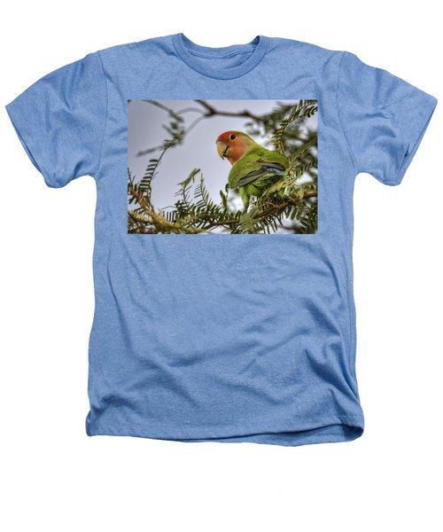 Over My Shoulder  Heathers T-Shirt by Saija  Lehtonen